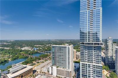 Condo/Townhouse For Sale: 360 Nueces St #3706