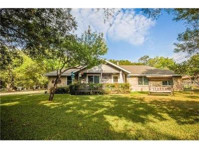 Travis County, Williamson County Single Family Home For Sale: 6425 Spicewood Springs Rd