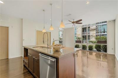 Condo/Townhouse For Sale: 1600 Barton Springs Rd #6104