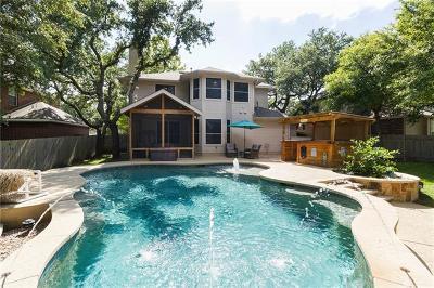 Round Rock Single Family Home Pending - Taking Backups: 1403 Wildvine Cv