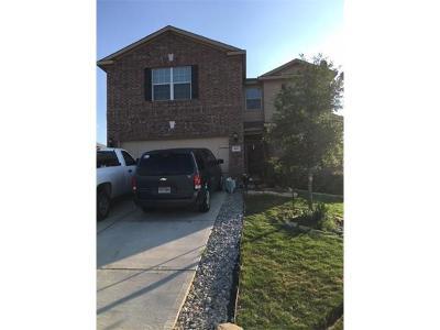 Williamson County Single Family Home Pending - Taking Backups: 420 Sapphire Ln
