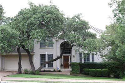 Austin Single Family Home For Sale: 9804 Indigo Brush Dr
