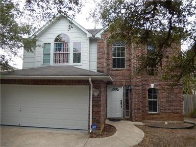 San Marcos Single Family Home For Sale: 1909 Ramona Cir