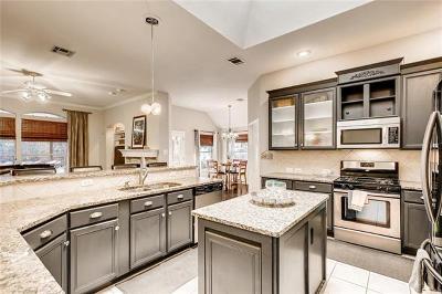 Round Rock Single Family Home For Sale: 7205 W Magic Mountain Ln