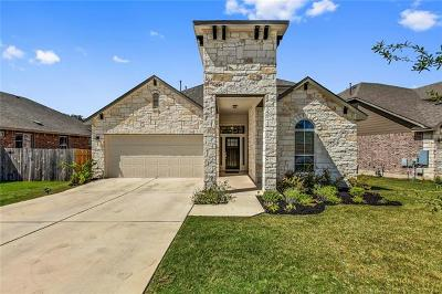 Austin Single Family Home Active Contingent: 11404 Reading Way