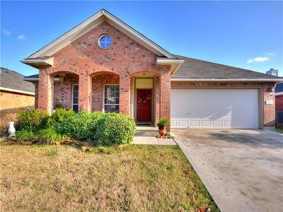Pflugerville Single Family Home For Sale: 19125 Leigh Ln