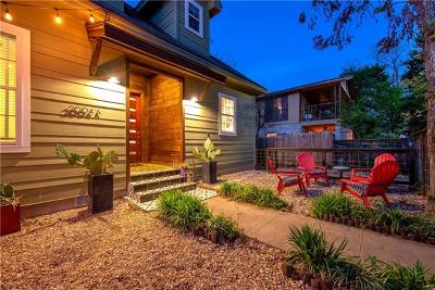 Austin Single Family Home Coming Soon: 2004 Haskell St #A