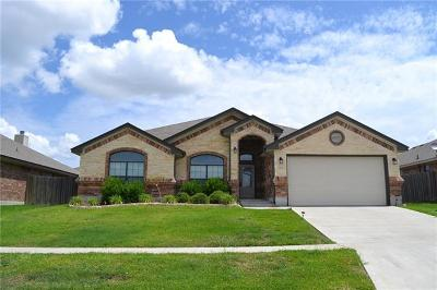 Killeen Single Family Home For Sale: 3001 Traditions Dr