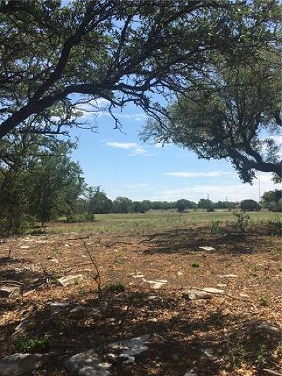 Williamson County Residential Lots & Land For Sale: 370-5 Cr 204