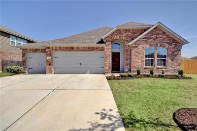 Hutto Single Family Home Pending - Taking Backups: 309 Hibiscus Dr