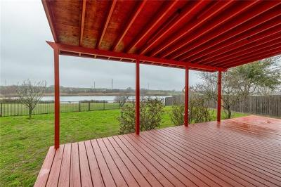 Hutto Rental For Rent: 223 Lakemont Dr