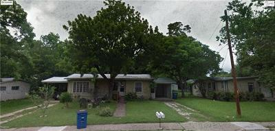 Multi Family Home For Sale: 7004 Guadalupe St