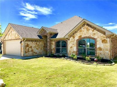 Temple Single Family Home For Sale: 3501 Crystal Ann Dr