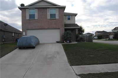 Leander Single Family Home For Sale: 811 Casitas Ct