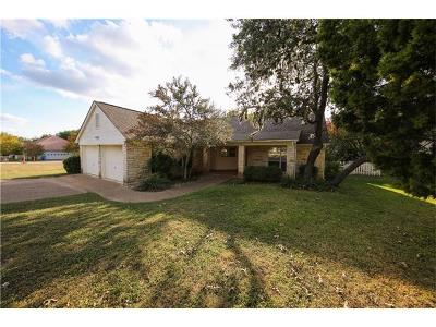 Wimberley Single Family Home For Sale: 56 Brookhollow Dr