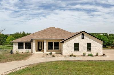 Dripping Springs Single Family Home For Sale: 701 W Creek Dr