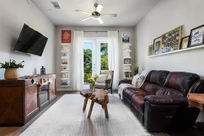 Zilker, Rabb Inwood Hills, West End Add, Barton Spgs Heights, Barton Terrace Condo, Stoval, Geo H, Barton Heights A, Barton Heights B, Barton Heights B Annex, Sun Terrace, South Lund South Condo/Townhouse For Sale: 1900 Barton Springs Rd #2024