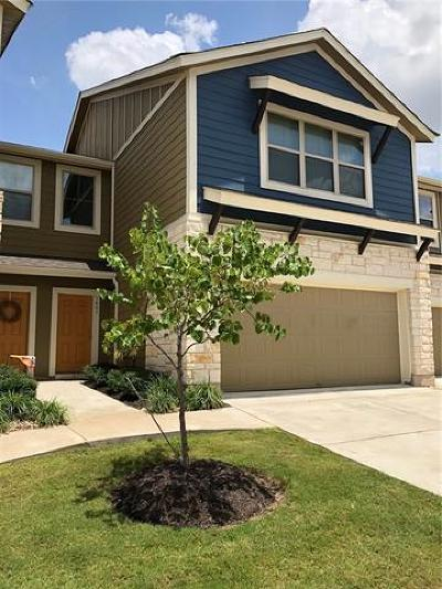 Round Rock Condo/Townhouse Pending - Taking Backups: 1620 Bryant Dr #1403