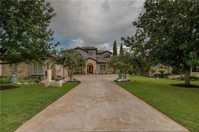 Austin Single Family Home For Sale: 110 Golden Bear Dr