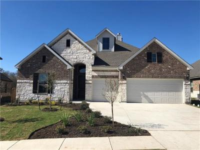 Leander Single Family Home For Sale: 400 Triple Arrow Ln