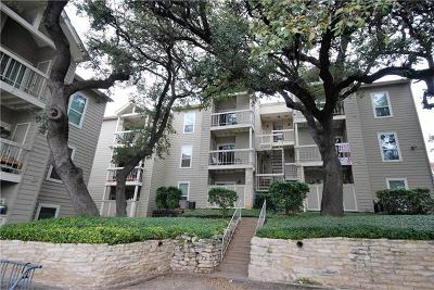 Austin Condo/Townhouse For Sale: 114 E 31st St #310
