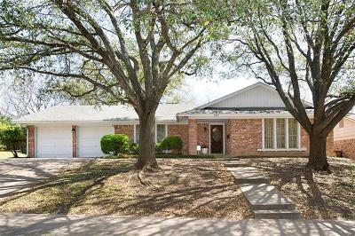 Single Family Home For Sale: 9707 Marlborough Dr