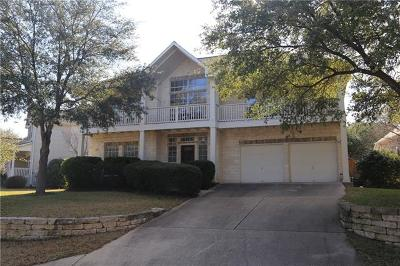 Austin Single Family Home For Sale: 3500 Cowden Dr