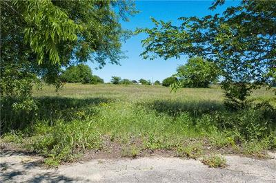 Hutto Residential Lots & Land Pending - Taking Backups: Evangeline Ln #Lot 23