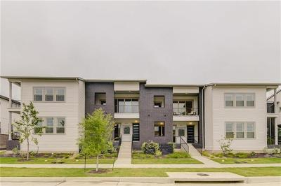 Austin Condo/Townhouse For Sale: 4213 Berkman Dr
