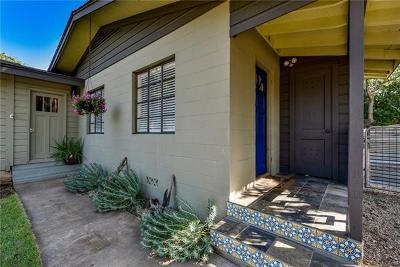 Austin Single Family Home For Sale: 1110 Marcy St