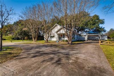 Single Family Home For Sale: 4410 Garnett St
