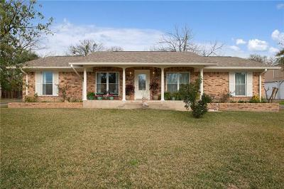 Georgetown Single Family Home For Sale: 805 Country Club Rd