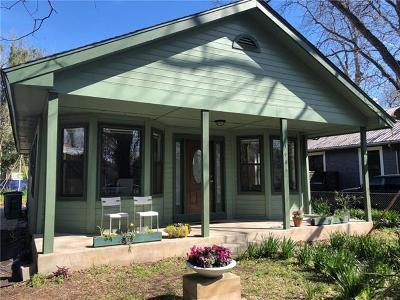 Austin Single Family Home For Sale: 1906 Canterbury St