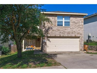 Hays County, Travis County, Williamson County Single Family Home For Sale: 8718 Davis Oaks Trl