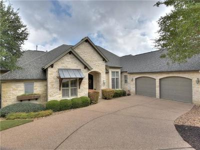 Hays County, Travis County, Williamson County Single Family Home For Sale: 9008 Thickwoods Cv