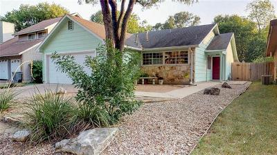 Hays County, Travis County, Williamson County Single Family Home Pending - Taking Backups: 7618 Islander Dr