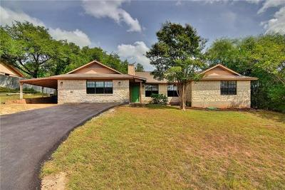 Single Family Home For Sale: 7007 Chinook Dr