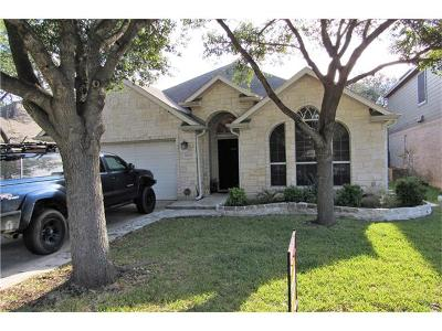 Austin Single Family Home For Sale: 10909 Mint Julep Dr