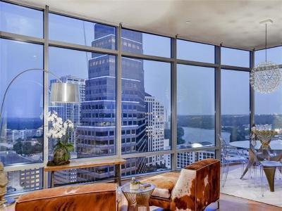 Austin Condo/Townhouse For Sale: 200 Congress Ave #20F