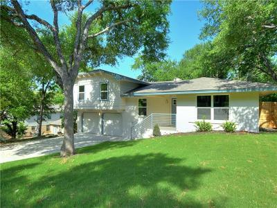 Travis County Single Family Home Pending - Taking Backups: 7902 Havenwood Dr