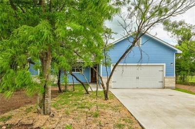 Bastrop County Single Family Home For Sale: 163 Mokulua Ln