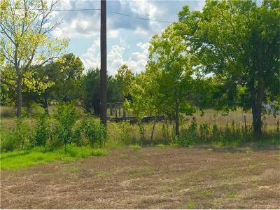 Pflugerville Residential Lots & Land For Sale: 18008 Wilke Ridge Ln