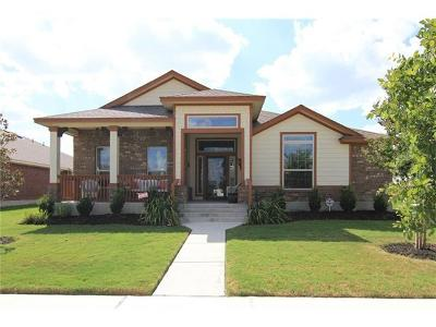 Pflugerville TX Single Family Home Pending: $279,950