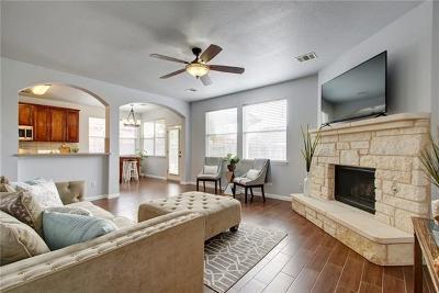 Manor Single Family Home Pending - Taking Backups: 11541 Sunny Creek Ln