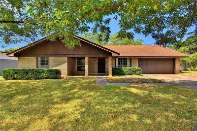 Austin Single Family Home For Sale: 4904 Canyonwood Dr