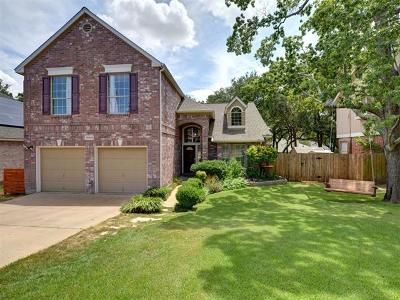 Travis County, Williamson County Single Family Home For Sale: 12603 Modena Trl