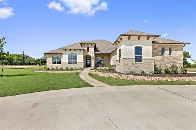 Liberty Hill Single Family Home For Sale: 400 Buffalo Trail