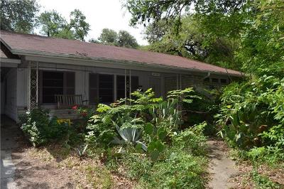 Single Family Home For Sale: 4501 Shoal Creek Blvd