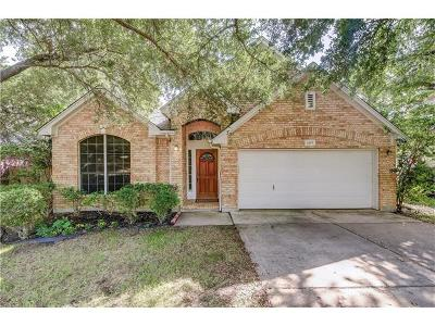 Travis County Single Family Home For Sale: 2405 Equestrian Trl