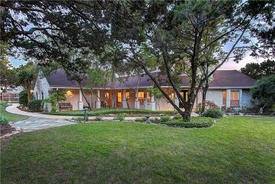 Austin Single Family Home For Sale: 9220 Silver Pine Cv